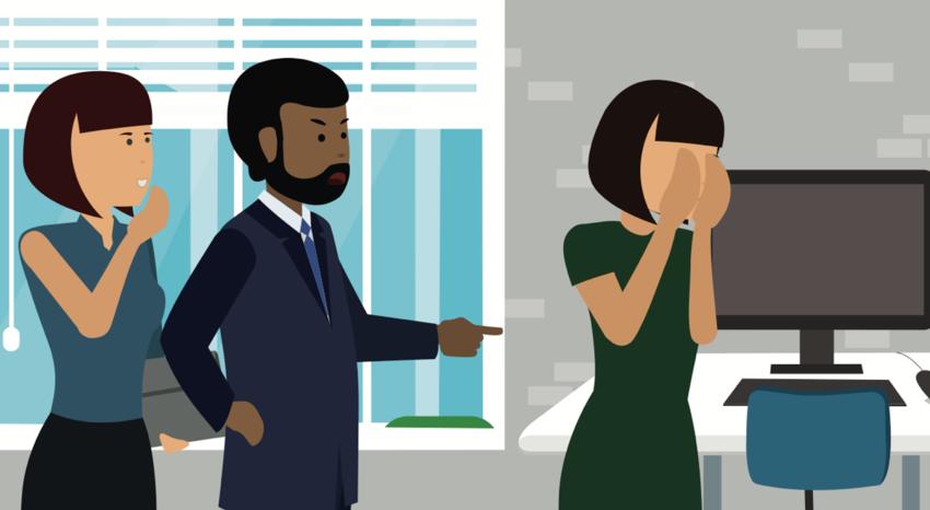 Señales de un ambiente de trabajo tóxico - Carrera al Éxito