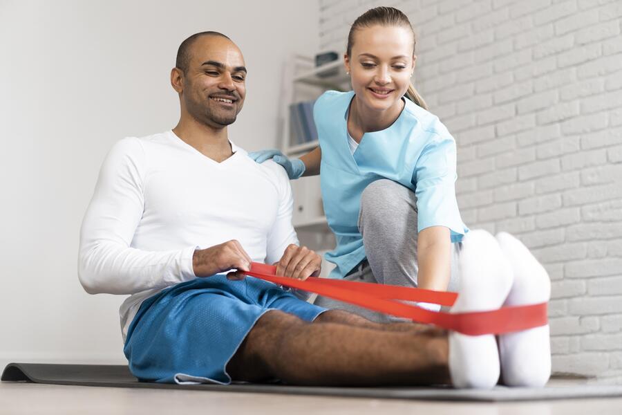 5 razones para ir a ver a su fisioterapeuta